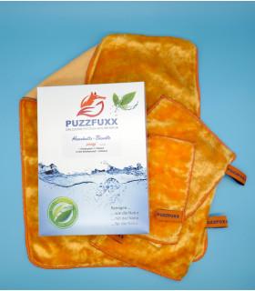 Haushalts-Bundle PUZZFUXX ® orange