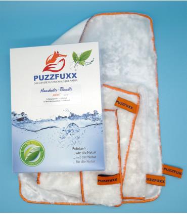 Haushalts-Bundle PUZZFUXX ® weiß
