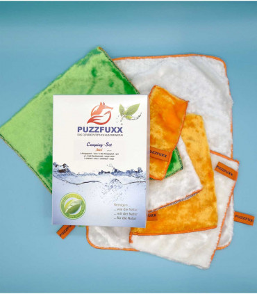 PUZZFUXX Camping Set Ibiza