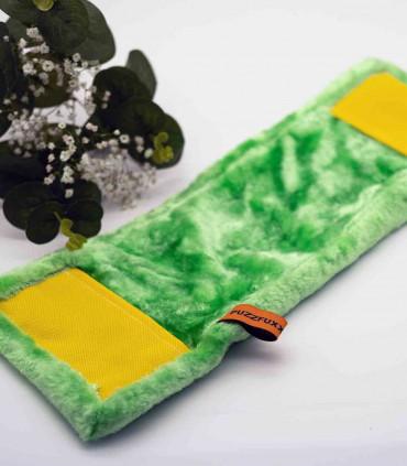 PUZZFUXX ® Bodentuch-Loft grün